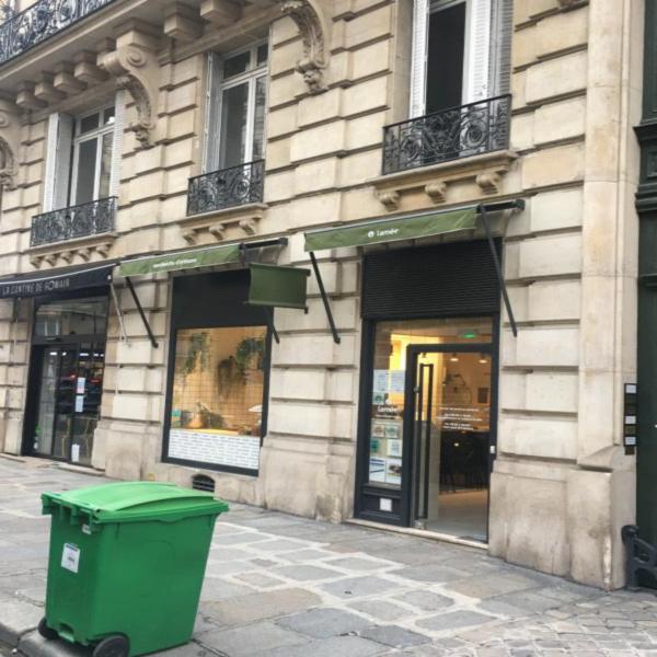 Vente Immobilier Professionnel Fonds de commerce Paris 75008