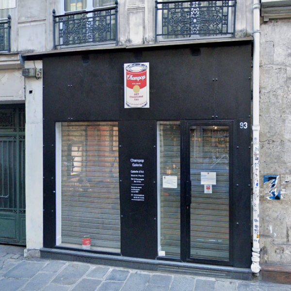 Location Immobilier Professionnel Local commercial Paris 75003