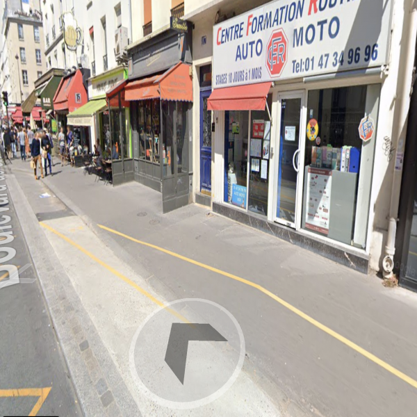 Location Immobilier Professionnel Cession de droit au bail Paris 75015
