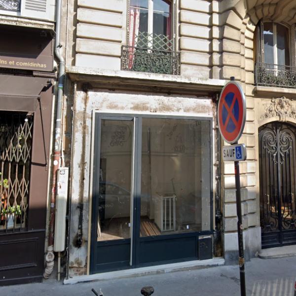 Location Immobilier Professionnel Local commercial Paris 75018